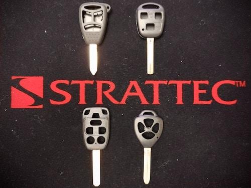 Car-Remote-Shells keys